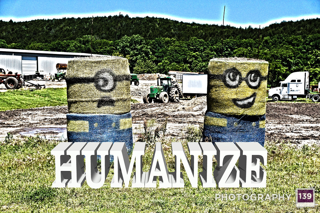 WEEK 101 - HUMANIZE