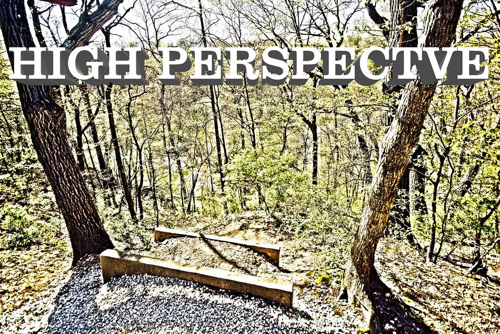 WEEK 85 - HIGH PERSPECTIVE