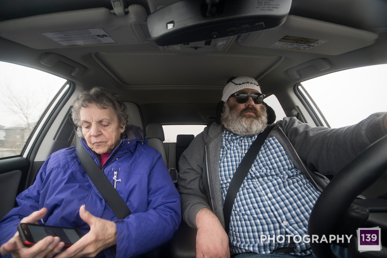Road Trip - Alternate