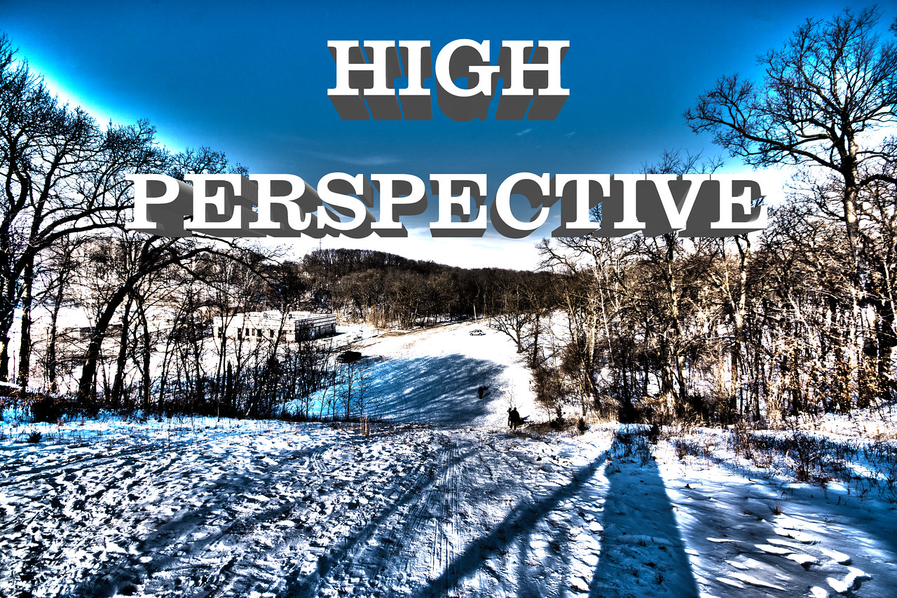 WEEK 122 - HIGH PERSPECTIVE