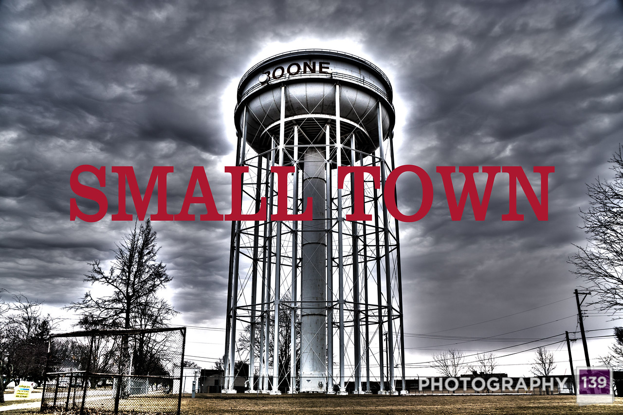 WEEK 126 - SMALL TOWN