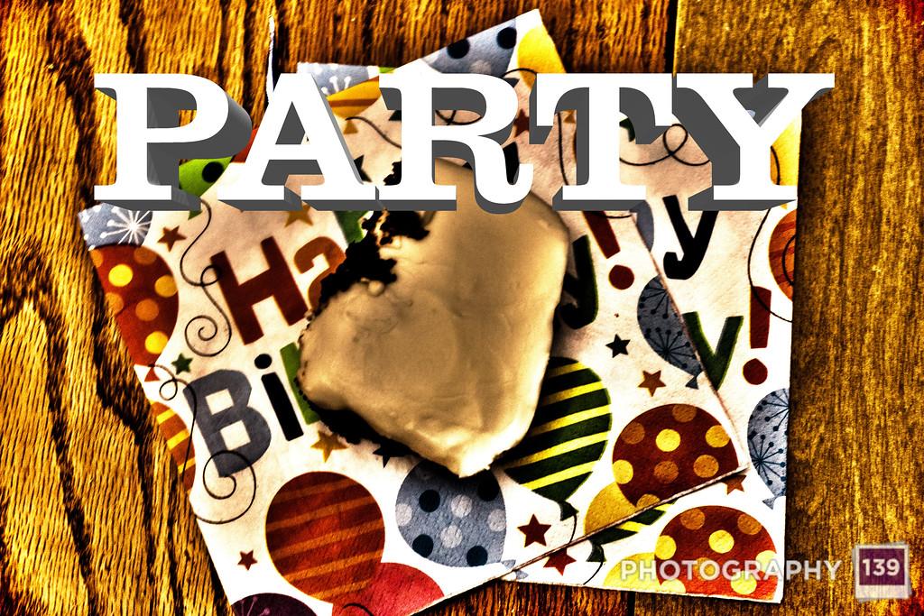 WEEK 113 - PARTY