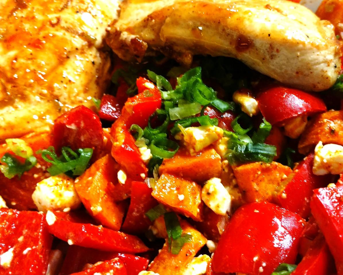 WEEK 123 - FOOD - BECKY PARMELEE