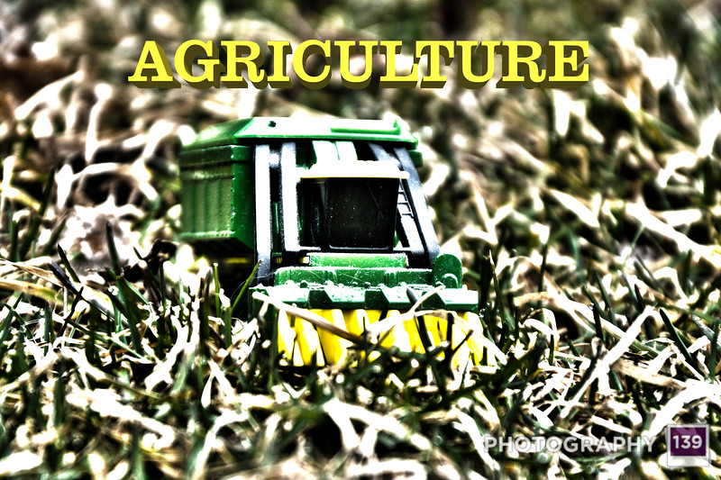 WEEK 132 - AGRICULTURE