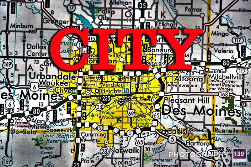 WEEK 138 - CITY