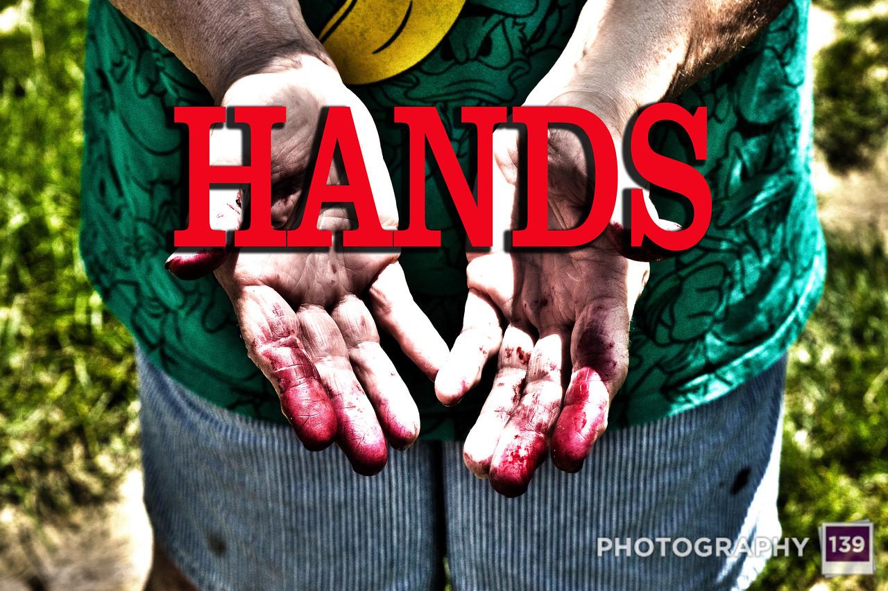 WEEK 147 - HANDS
