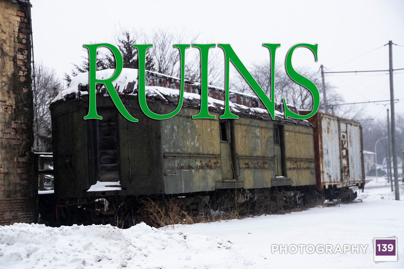 WEEK 177 - RUINS