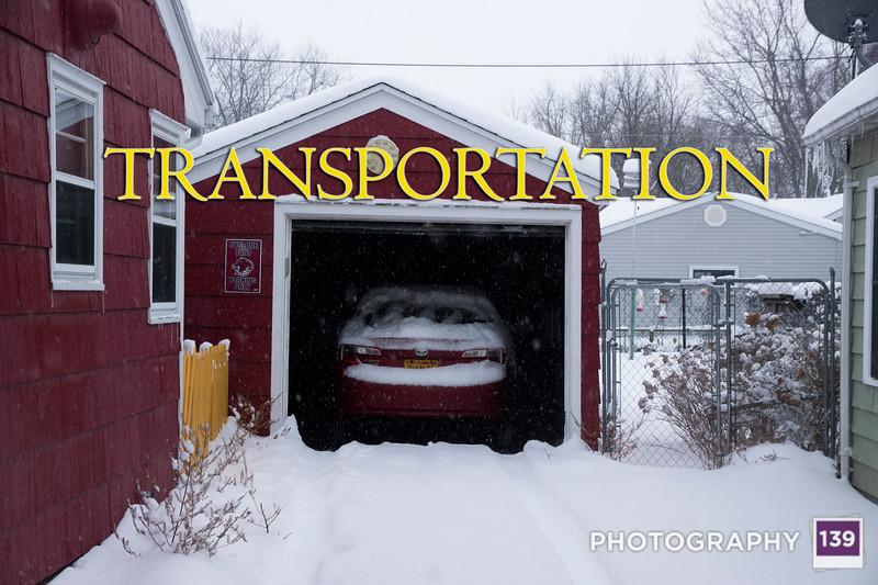 WEEK 180 - TRANSPORTATION