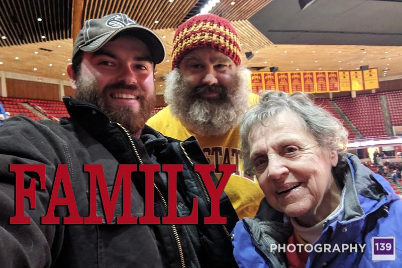 WEEK 169 - FAMILY