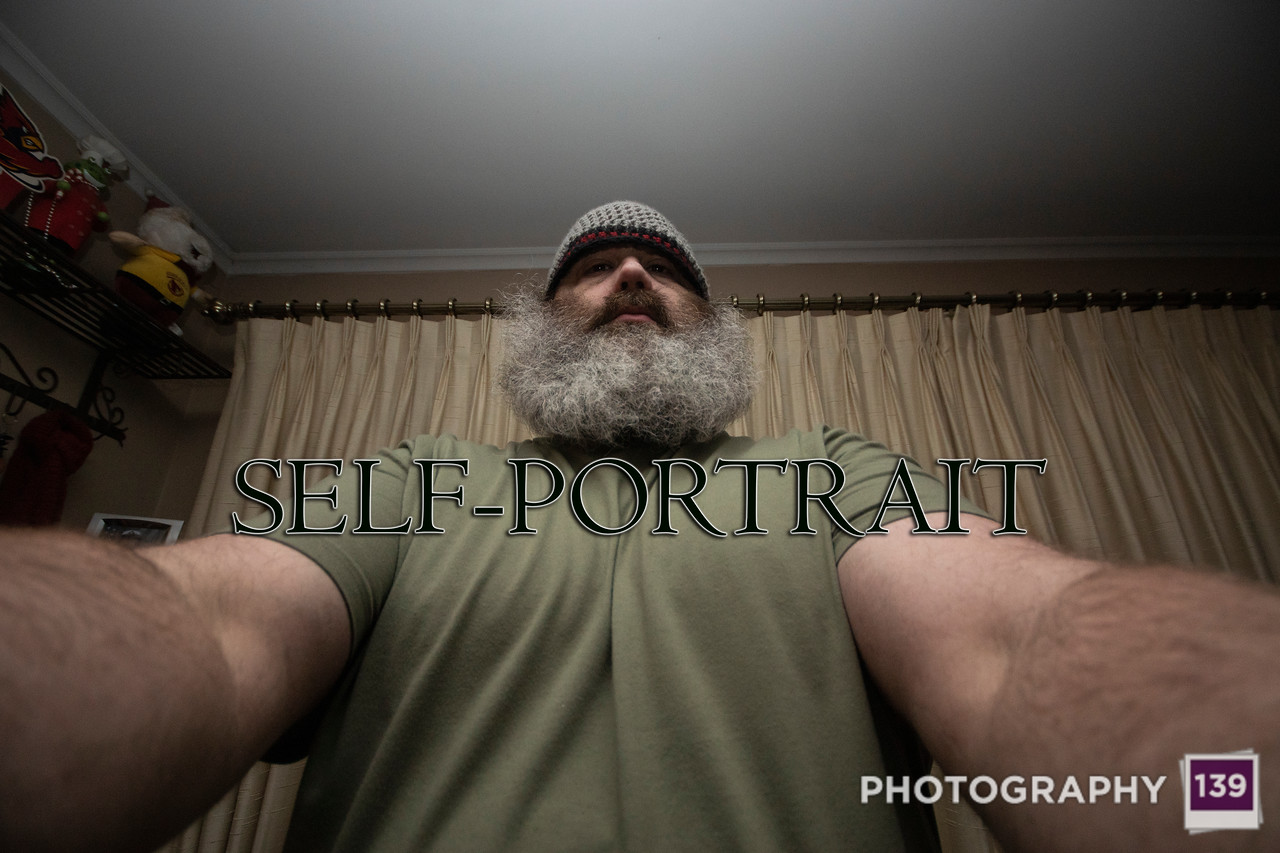 WEEK 179 - SELF-PORTRAIT