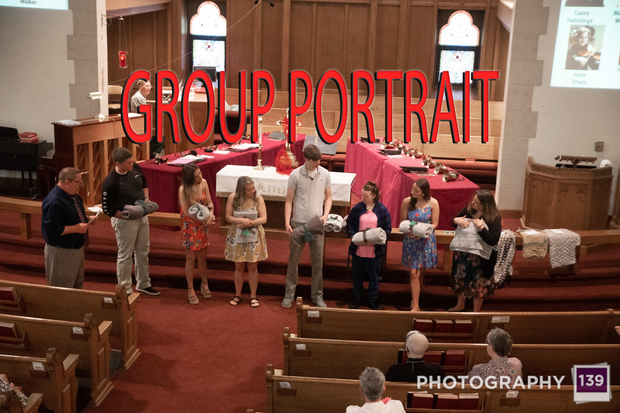 WEEK 194 - GROUP PORTRAIT