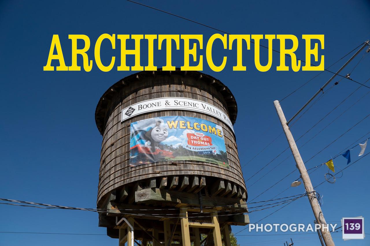 WEEK 159 - ACHITECTURE