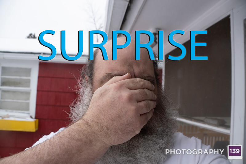 WEEK 176- SURPRISE