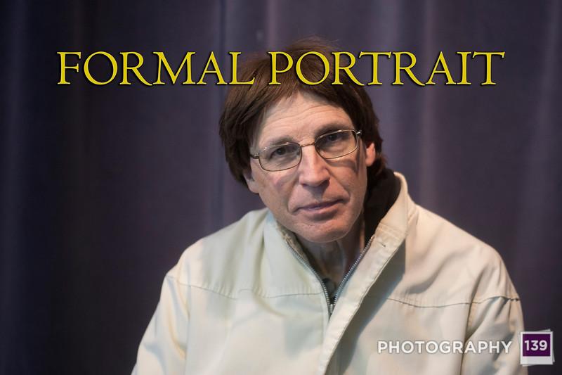 WEEK 183 - FORMAL PORTRAIT