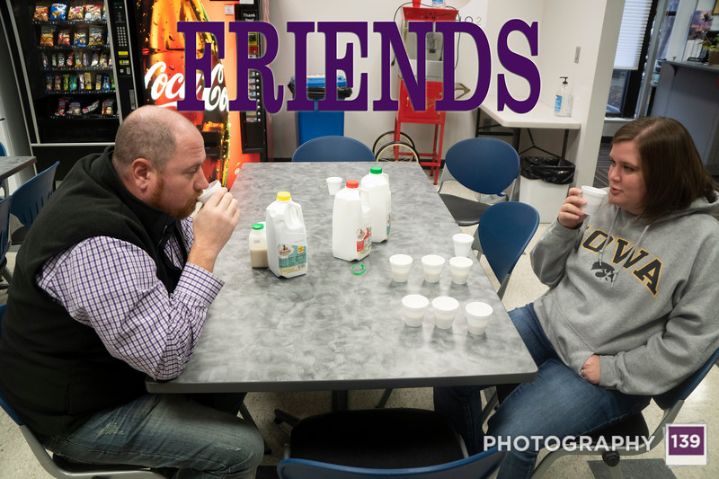 WEEK 172 - FRIENDS