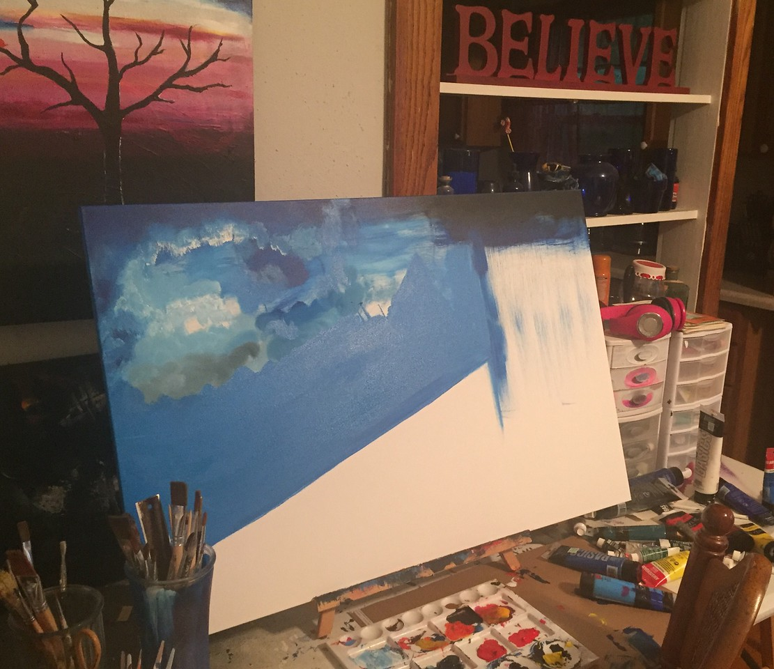WEEK 208 - SKY - MONICA KEWER