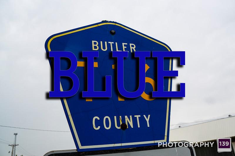 WEEK 193 - BLUE