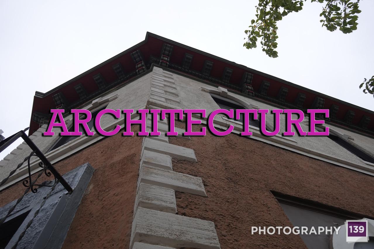 WEEK 209 - ARCHITECTURE
