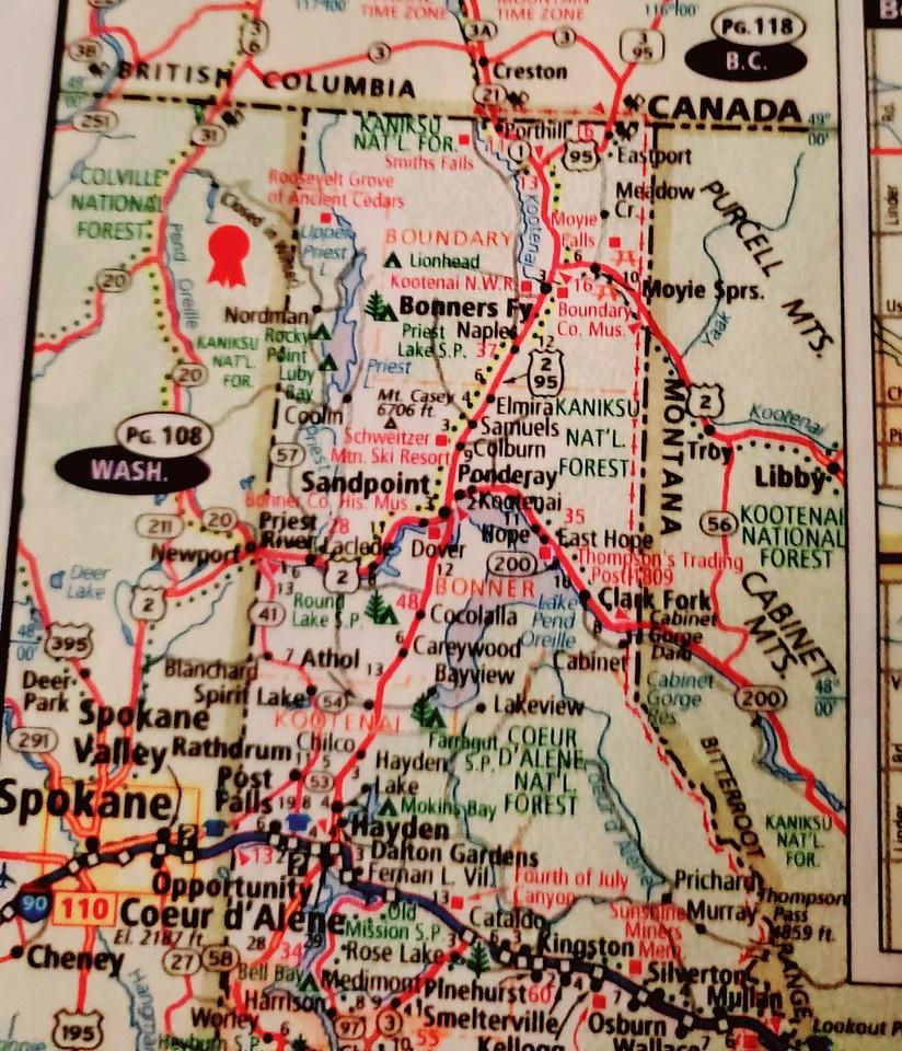 WEEK 249 - ROAD TRIP - TAMARA PETERSON