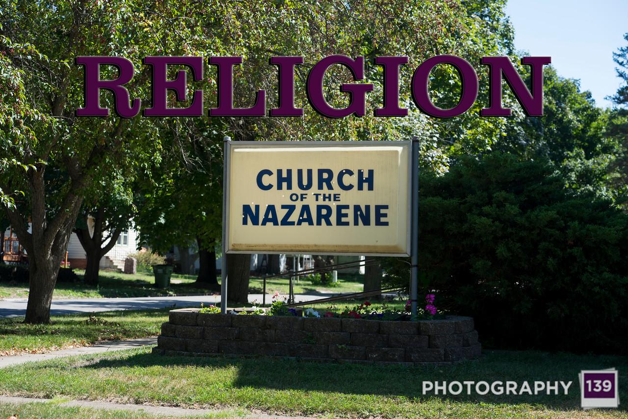 WEEK 258 - RELIGION