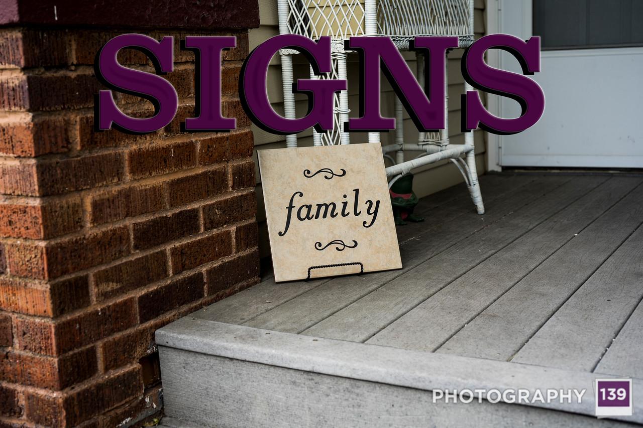 WEEK 247 - SIGNS