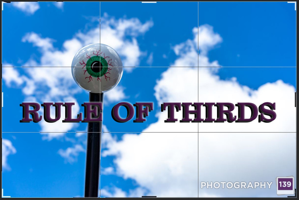 WEEK 244 - RULE OF THIRDS