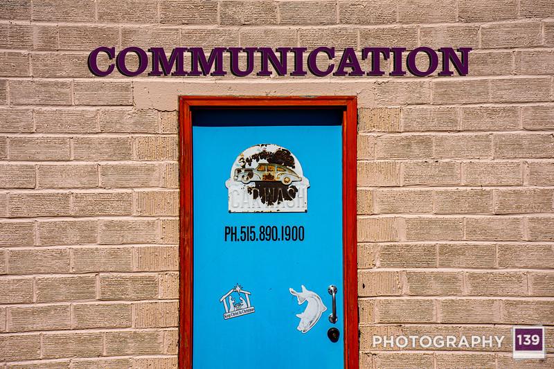 WEEK 302 - COMMUNICATION