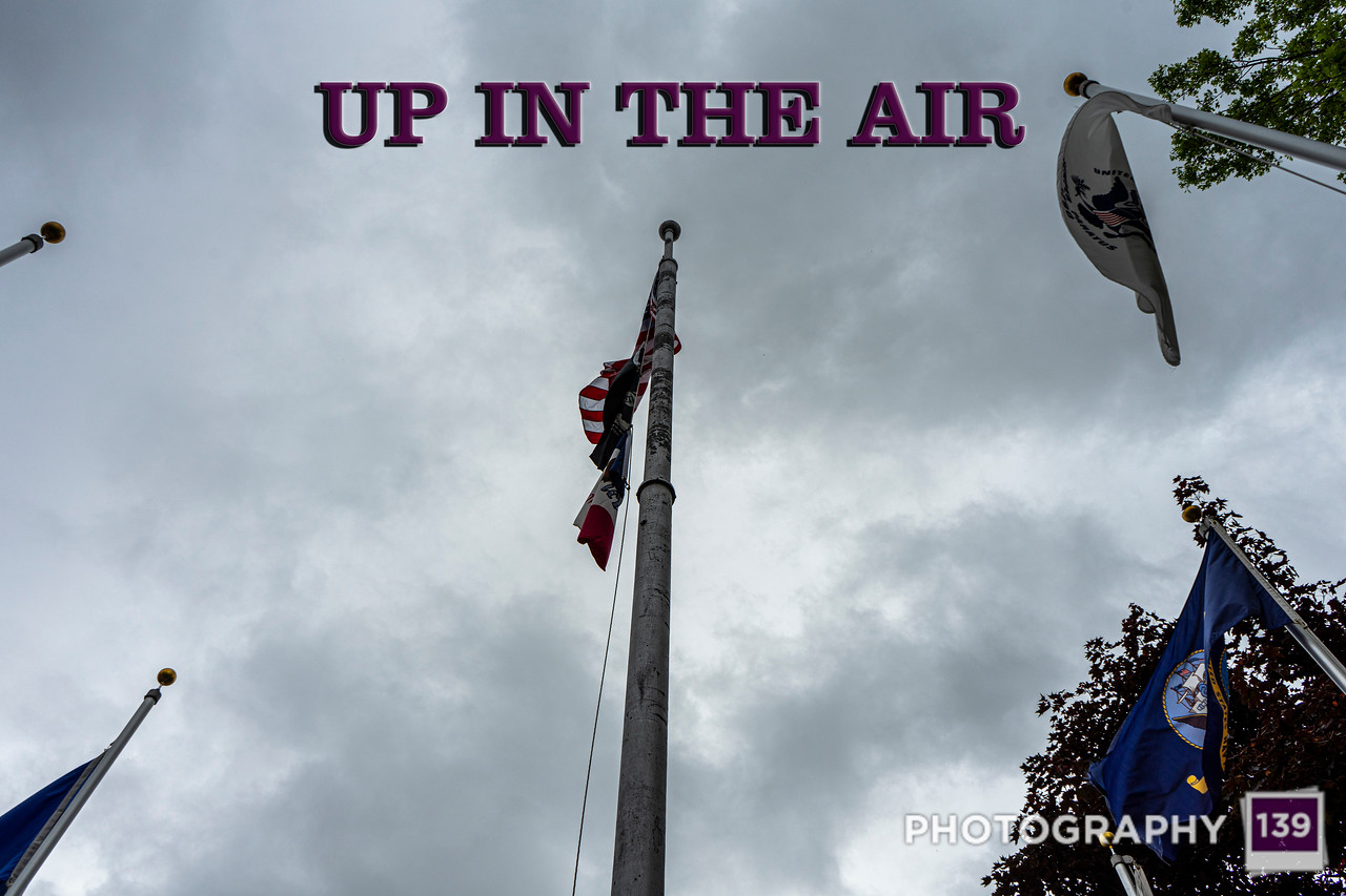 WEEK 298 - UP IN THE AIR