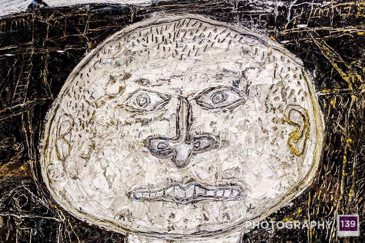 WEEK 295 - FACE - CHRISTOPHER D. BENNETT