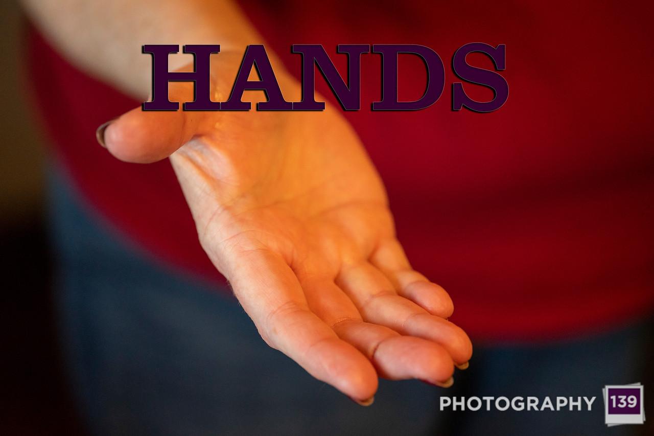 WEEL 293 - HANDS