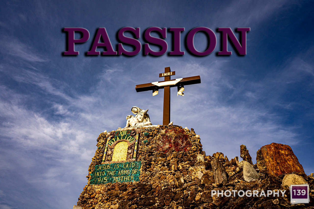 WEEK 318 - PASSION