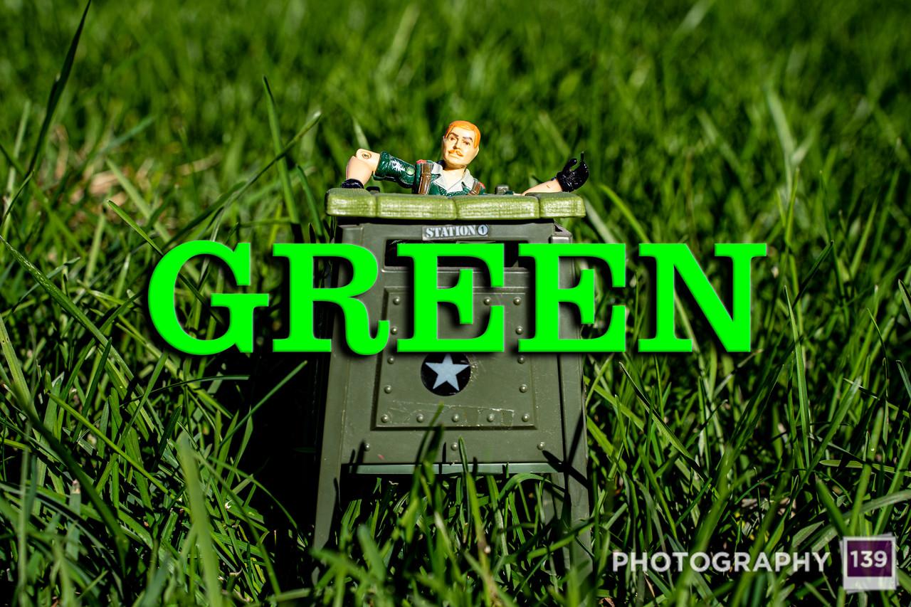 WEEK 319 - GREEN