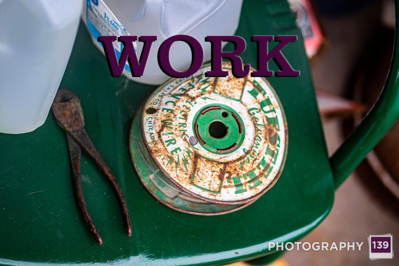 WEEK 314 - WORK