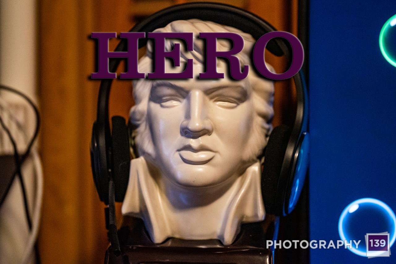 WEEL 320 - HERO