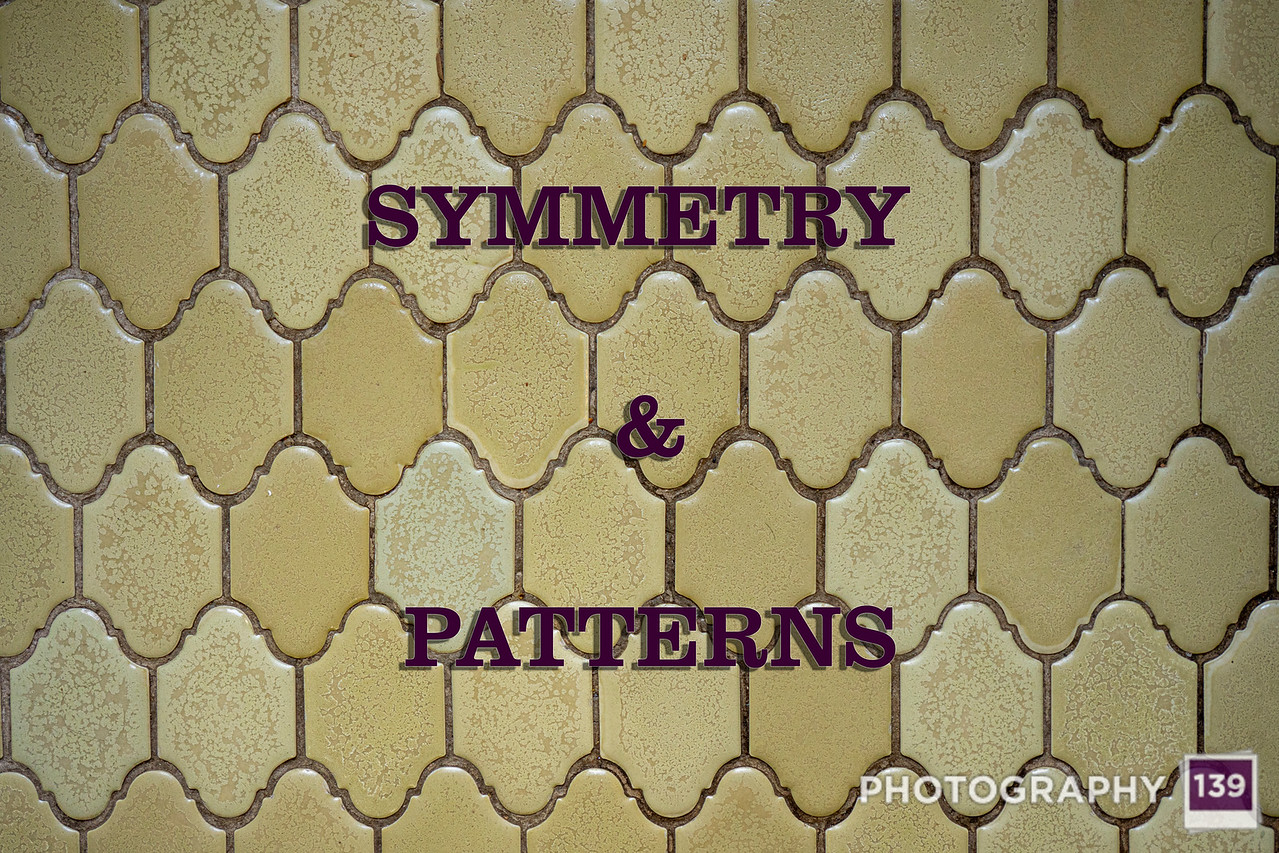 WEEK 284 - SYMMETRY & PATTERNS
