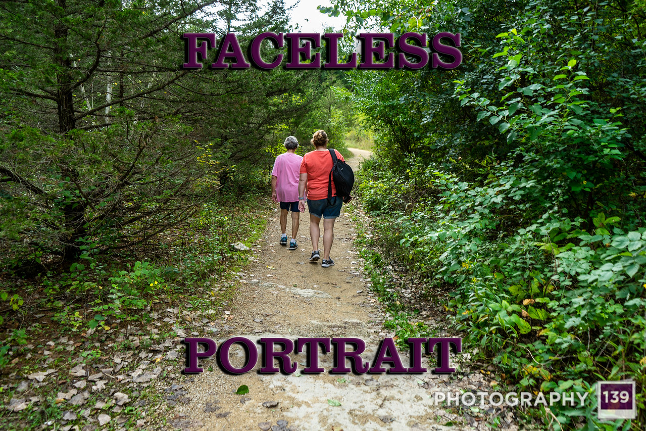 WEEK 274 - FACELESS PORTRAIT
