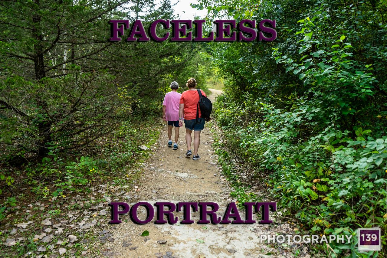 WEEK 274 - FACELESS PORTRAIT