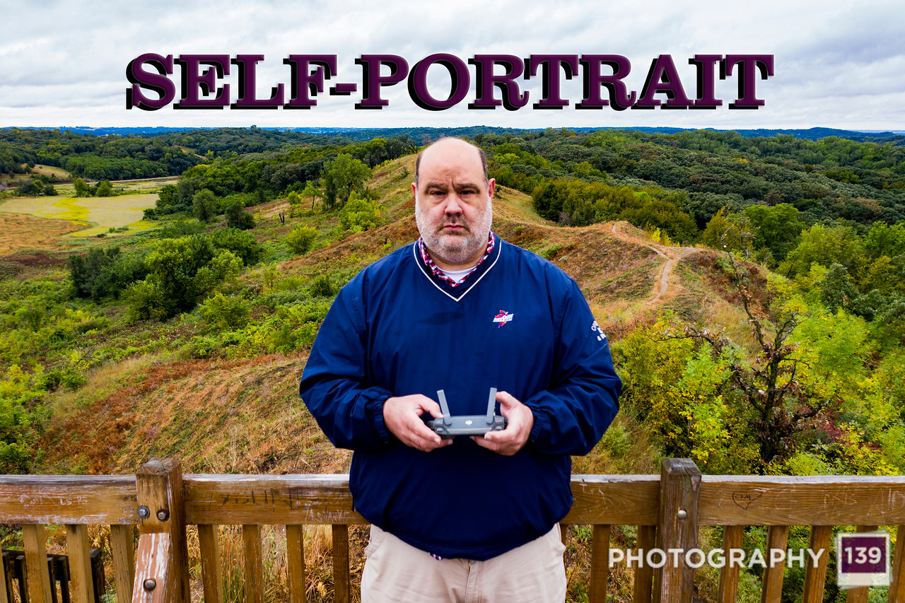 WEEL 265 - SELF-PORTRAIT