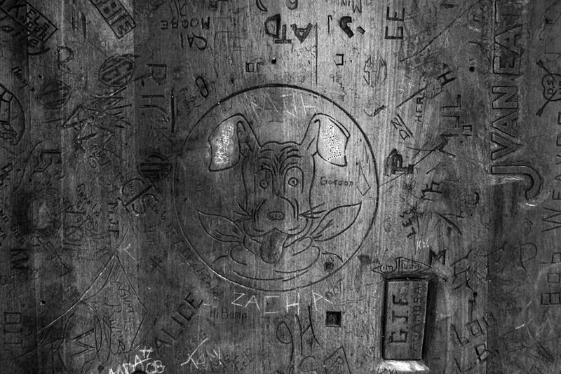 WEEK 19 - GRAFFITI - CHRISTOPHER D. BENNETT