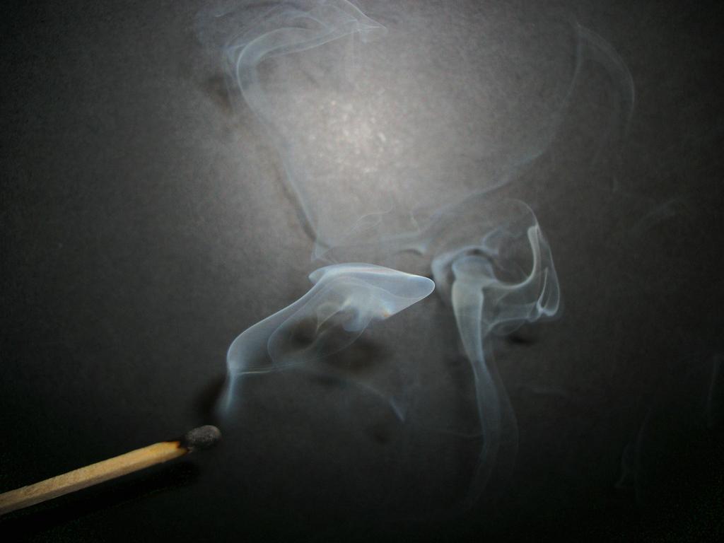 WEEK 43 - SMOKE PHOTOGRAPHY - DAWN KRAUSE