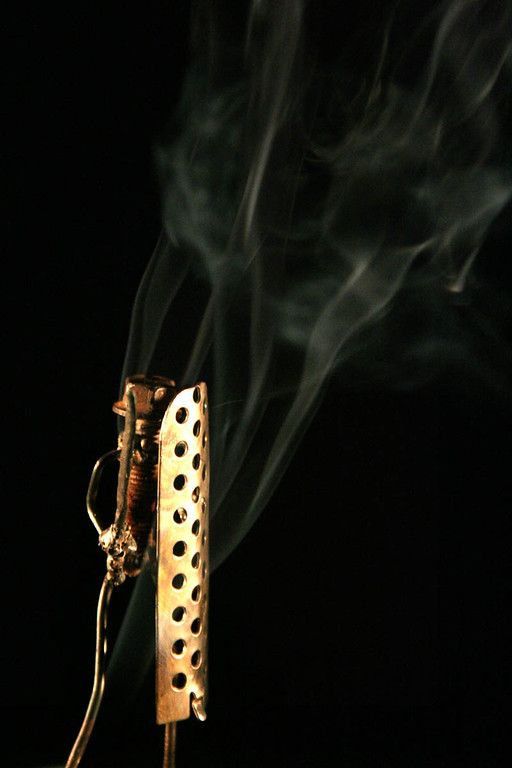 WEEK 43 - SMOKE PHOTOGRAPHY - MIKE VEST