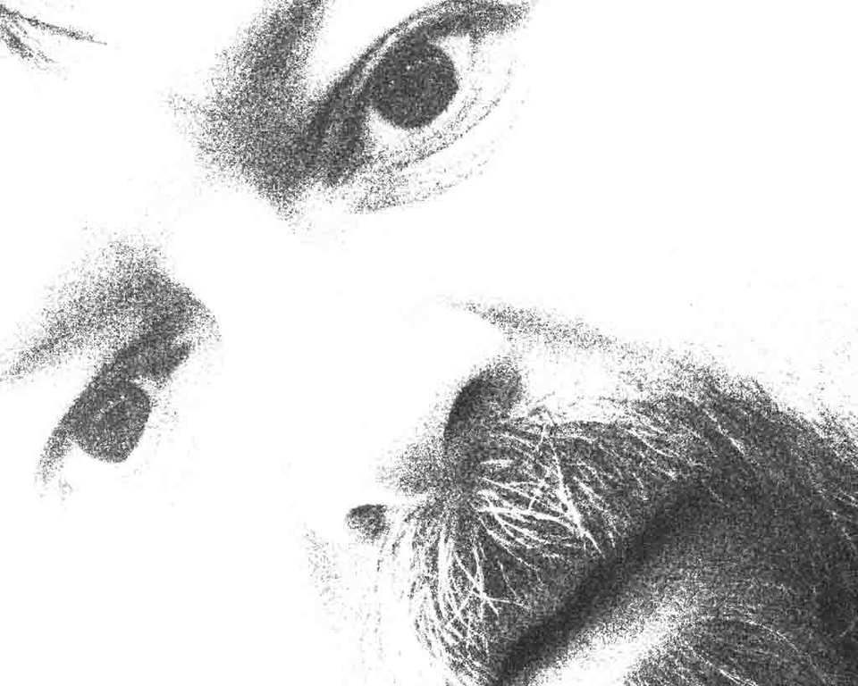 WEEK 8 - SELF-PORTRAIT - MIKE VEST