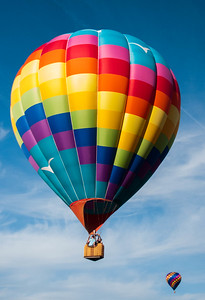 Letchworth State Park Balloon Festival