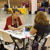 WELCA @ 2016 ELCA Churchwide Assembly and Grace Gathering<br /> <br /> The coloring tables also allowed for visitors to meet other women active in the church.