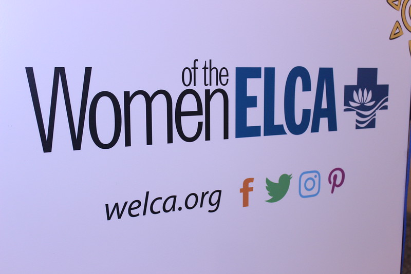 WELCA @ 2016 ELCA Churchwide Assembly and Grace Gathering
