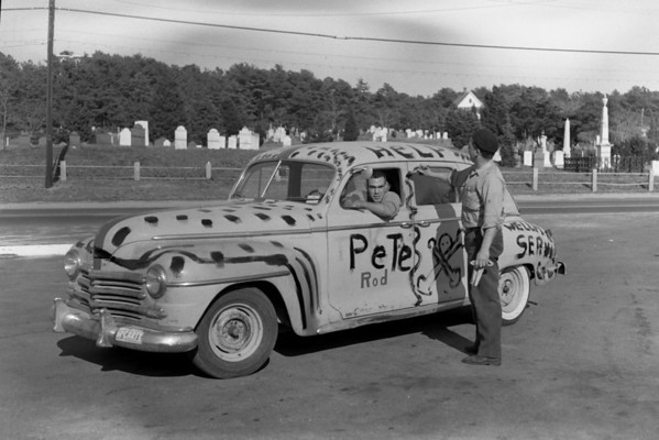 Pete's Rod, Wellfleet, MA , late 1950s