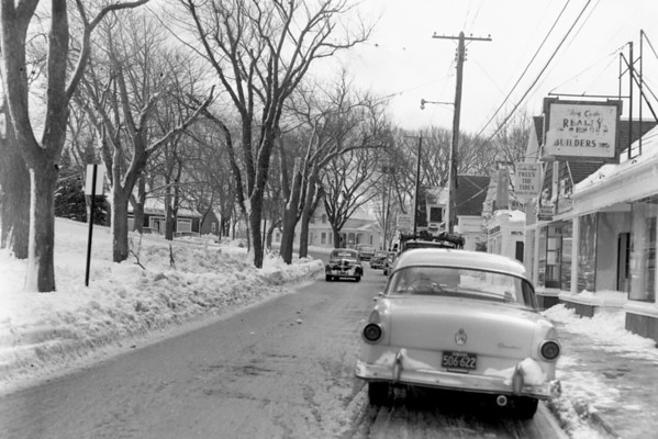 Main Street, Wellfleet, MA , late 1950s