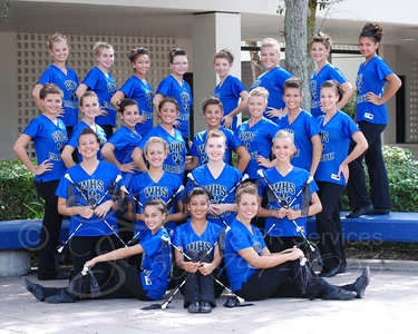 Official 2012 WHS Band /Teams Photos