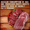 red meats & diabetes