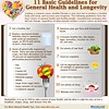 11 guidelines for health & longevity